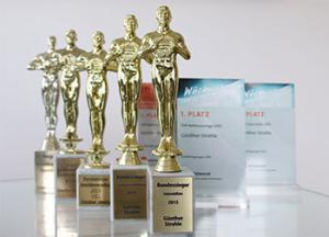 Immobilienoskar Auszeichnung Bundessieger Immoblien