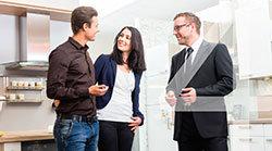 Planung und Durchführung der Besichtigungen - Immobilie verkaufen