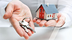 Begleitung bei der Übergabe beim verkaufen der Immobilie