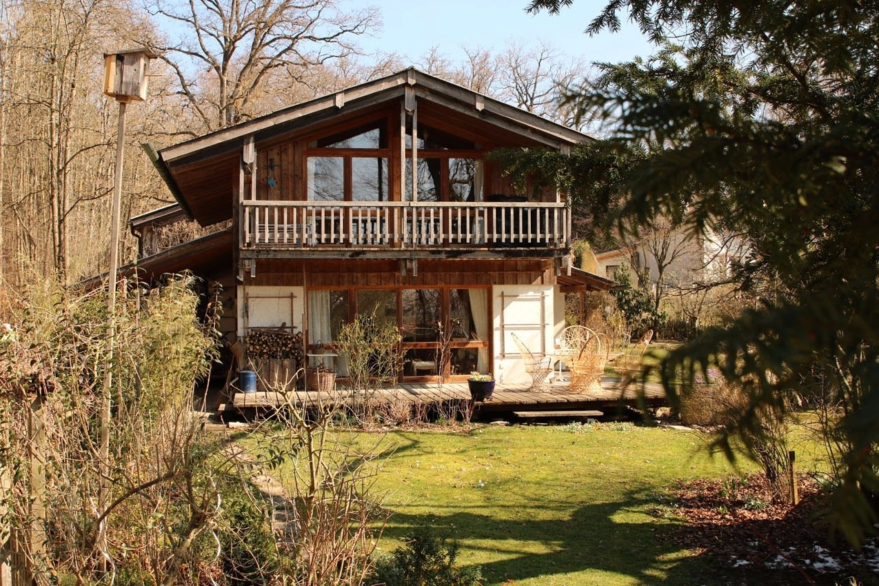 <b>VERKAUFT</b><br>Wohlfühlhaus <br>in begehrter Lage 82340 Feldafing, Einfamilienhaus in Spitzenlage
