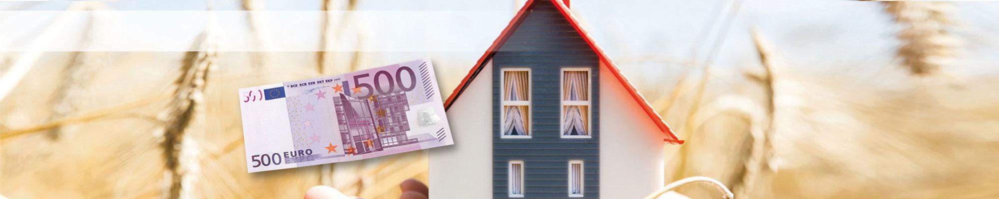 Prämie für Ihren Immobilientipp