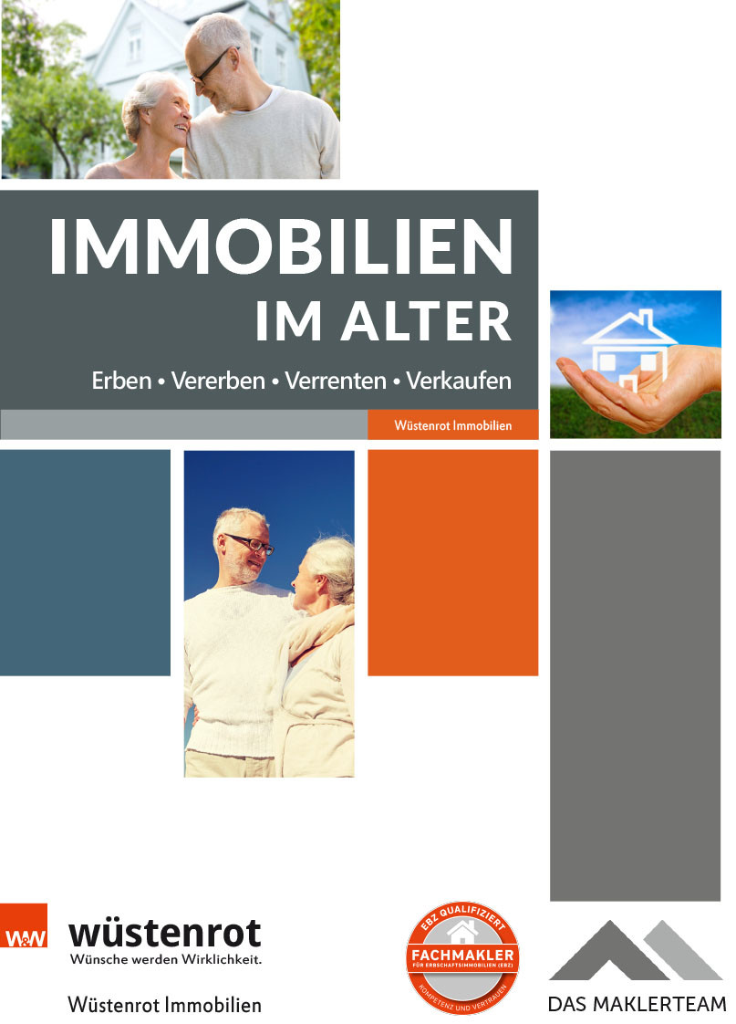 Immobilien im alter das maklerteam for Immobilien im