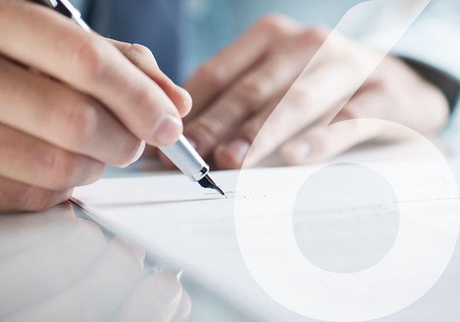 Koordination der Kaufvertragsvorbereitungen