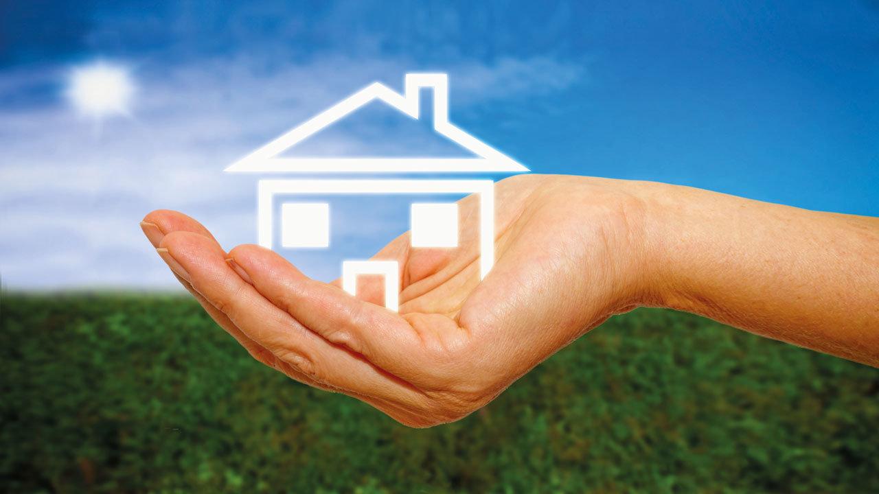 Immobilienverrentung, Immobilienrente